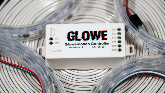 Exterior Glowe LED Kit- WiFi