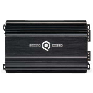 SoundQubed S1-1250 Mono Block Subwoofer Amplifier 1260 Watts RMS