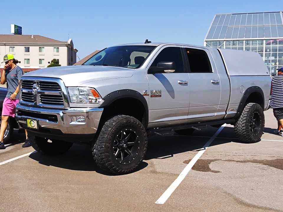 Project Heavy Duty, a 2015 Dodge Ram 2500 Mega Cab owned by chuck Priebe.